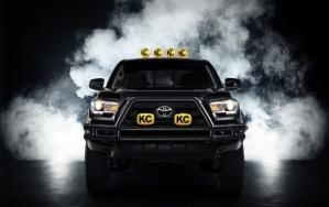 Toyota Tacoma pickup truck-1